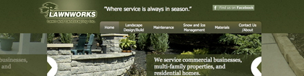 lawnworks nursery website image
