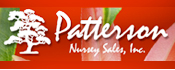 Patterson Nursery Sales Logo